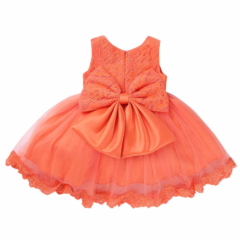 8eb58323c ... iEFiEL Newborn Baby girl dress vestido infantil bebe Lace Ball Gown  dress wedding party gowns girls ...