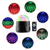 4colors RGBW party lights for Christmas decoration, disco, dj, stage with remote, portable lights, gift lights