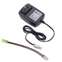 Melasta RC Зарядное устройство для NiMH/NiCd Батарея pack 10.8-12 В Батарея 9 s 10 s с мужской tamiya и мини-разъем Тамия