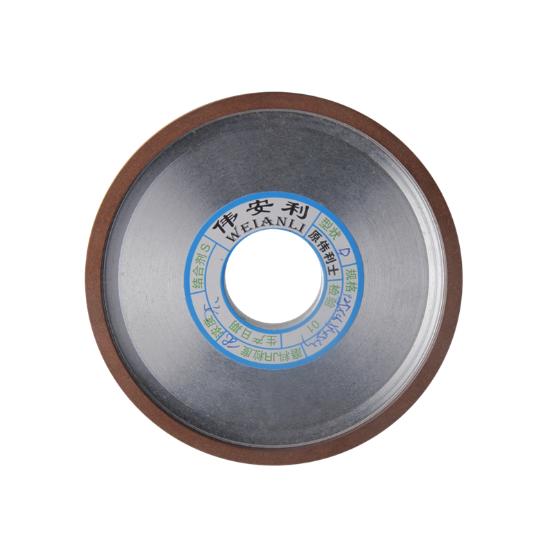 125mm Diamond Grinding Wheel 150/180/240/320 Grain Cutting Disc Grinding Wheels Power Tool For Milling Cutter Abrasive Tools