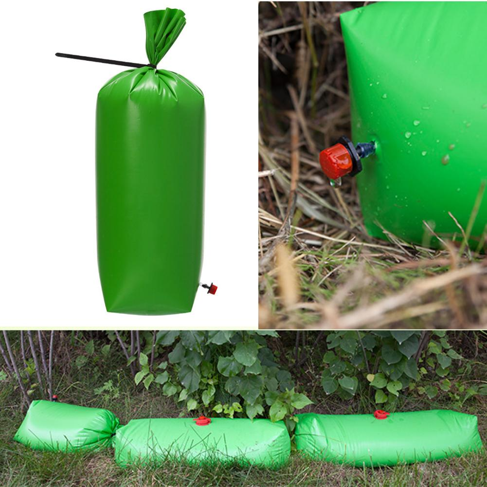 New Garden Plant Watering Bag Irrigation Bag Easy Adjust Watering Speed Automatic Watering Slow-Release Watering Kit For Tree