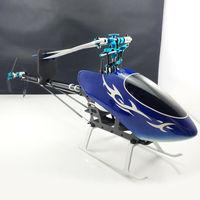 450 V3 Carbon Fiber Frame RC Helicopter Fit Align Trex 450 6CH 3D Kit