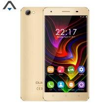 Original Oukitel C5 RAM 2GB ROM 16GB 2000mAh mobile phone Quad Core 720P HD 1.3GHZ Android 7.0 dual SIM cards 5 inch celular