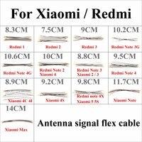 ChengHaoRan New Wifi Antensignal segnale cavo della flessione per Xiaomi Mi2A Mi2 2 S Mi3 M4C M4I Mi5 Nota Redmi 1 S 2 3 Nota Note2 Nota3