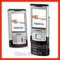 Reformado desbloqueado nokia 6500 slider original 6500 s teléfono móvil 3g smartphone garantía de un año
