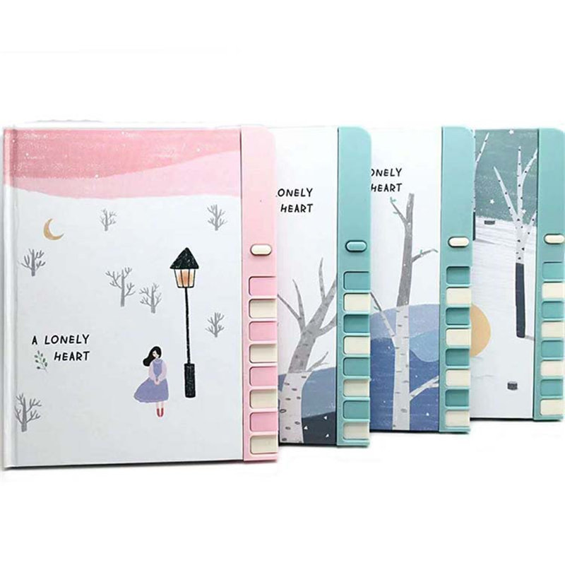 Calendars, Planners & Cards Office & School Supplies Coloffice 2019 Desktop Desk Calendar Original Hand-painted Illustration Style Small Fresh Plan Book Office School Supplies 1pc Making Things Convenient For Customers