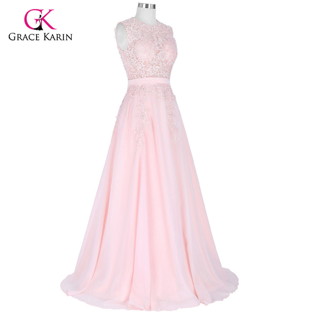 Großartig Rosa Spitze Prom Kleid Bilder - Brautkleider Ideen ...