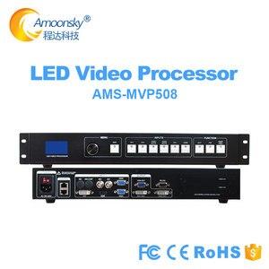 Image 1 - קבוע פרויקט להראות LED מסך בקר MVP508 וידאו מעבד כמו VDWALL LVP515 מקצוע עבור LED מלא צבע וידאו קיר