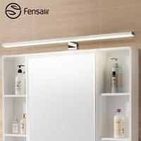 Fensalir brand wall lamp 8w 600mm Waterproof Bathroom Fixtures makeup toilet bar Led light front mirror lighting Ml002 600p