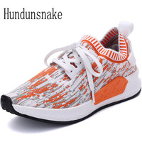 Hundunsnake Women S Sneakers Women Sport Shoes Woman Cheap Running Shoes For Women Krasovki Ladies Gumshoe