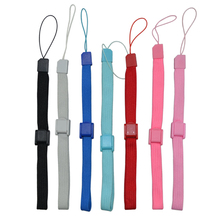 10PCS a lot 7colors Brand New Hand Wrist Strap for Wii Remote Controller for PS3 Move Controller brand new japan genuine speed controller as1211f m5 06