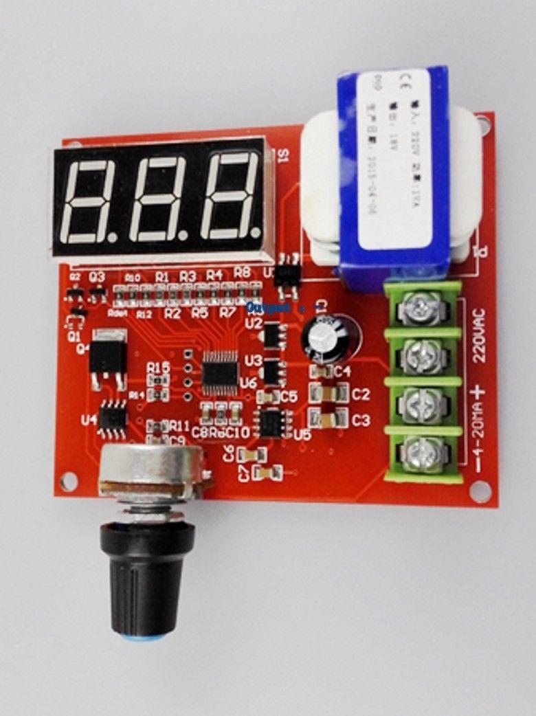 Ac Signal Generator : V ac ma signal generator manual adjustment