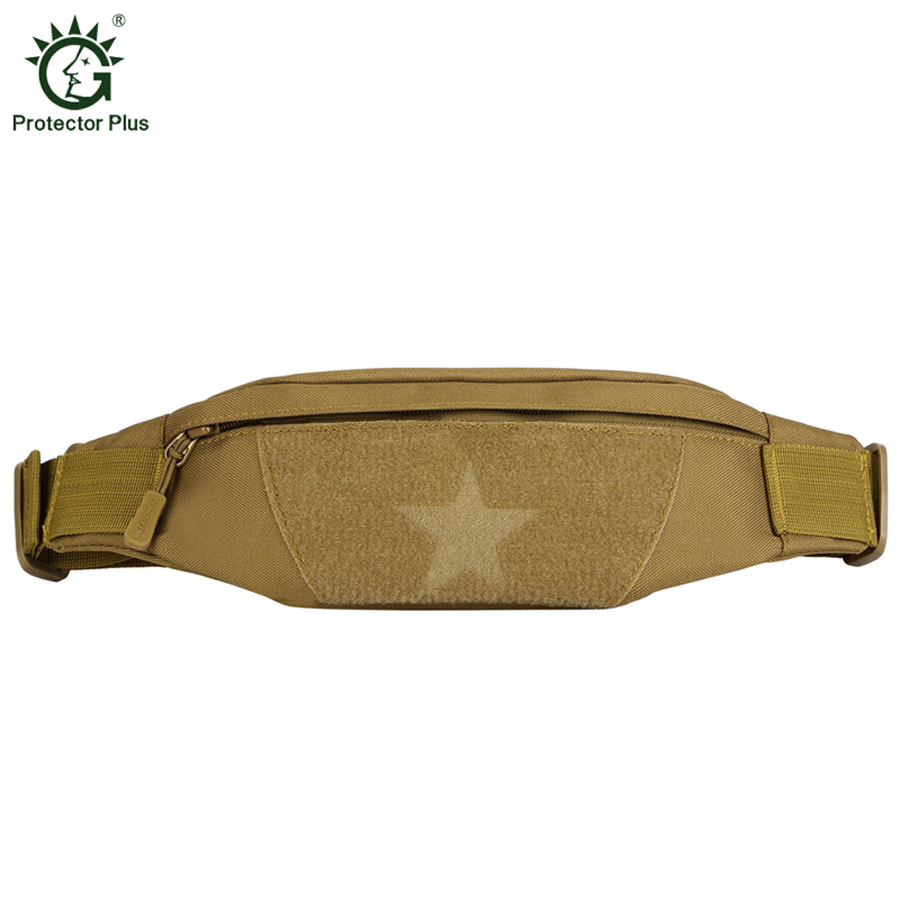 Mellkas csomag Unisex nylon kültéri taktikai derék táska álcázás Mini Fanny vadászat futó táska többfunkciós katonai derék csomag