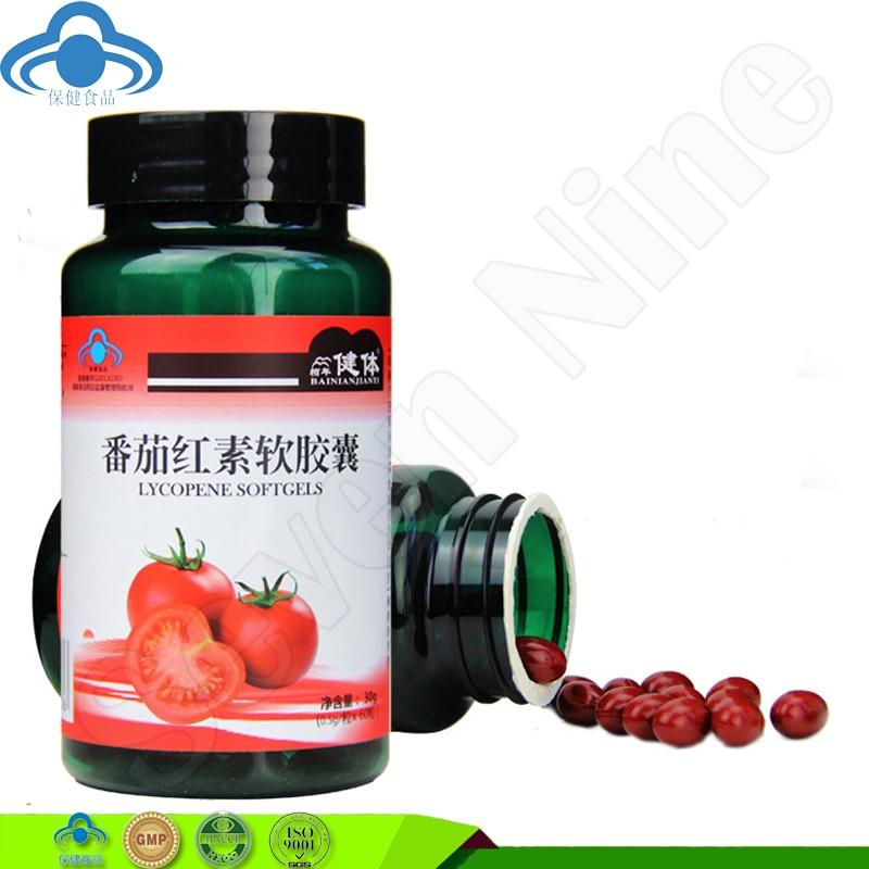 High Quality Natural Lycopene Softgel Antioxidant  цены онлайн