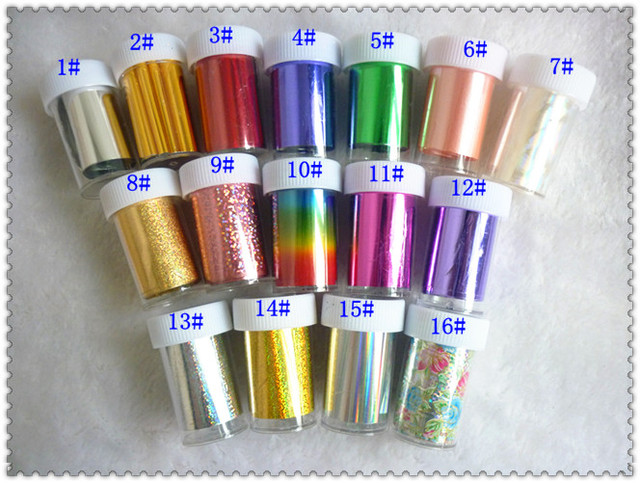 2013 paper HARAJUKU paper colorful stickers color foil metal transfer paper applique