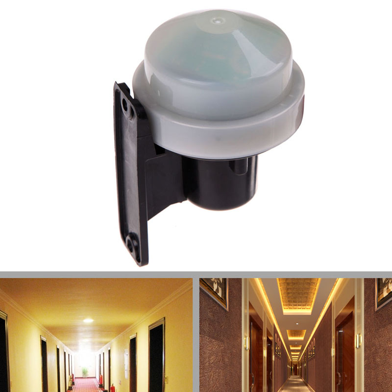 230 240v 1 2w Outdoor Photocell Light Switch Daylight Dusk