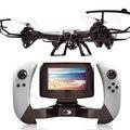 Бесплатная Доставка большой FPV DRONE UDI 818 S 842 U818s С Камерой HD Пульт Дистанционного Управления Quadcopter Видео в Реальном Времени ПРОТИВ X8 X8W FSWB