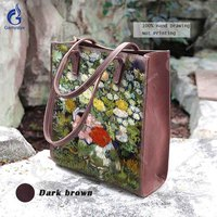 Роскошные полный зерна коровьей Для женщин дизайнерские сумки бренда из натуральной яловой кожи Для женщин сумка элегантная сумка
