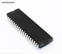 Free Shipping 50pcs/lots PIC16F877A-I/P PIC16F877A DIP-40 New original IC In stock!