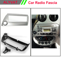 Car Radio Fascia Panel for Ford Ka 1996 2008 (Right Wheel) Stereo Dash Facia Trim Surround CD Installation Kit