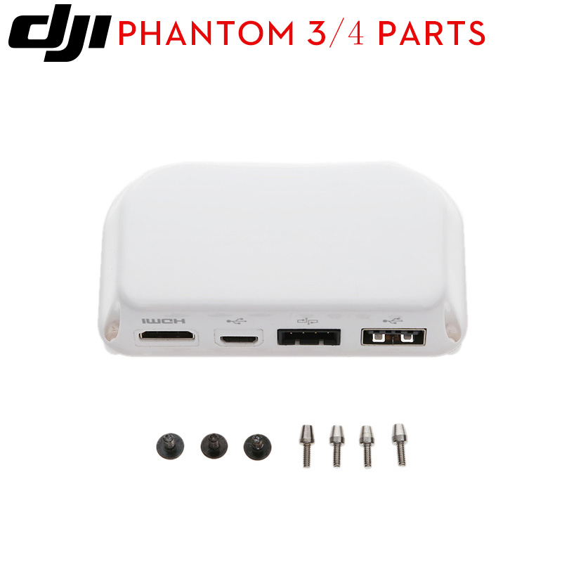 DJI Phantom 4 Pro HDMI Output Module Phantom 3 Pro Advanced Phantom 4 Pro Advanced FPV