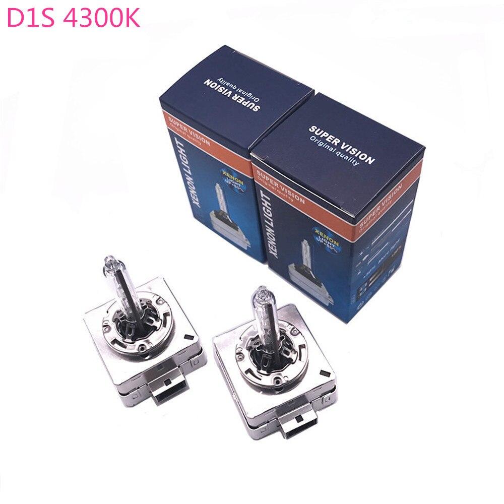 Us 18 32 25 Off 2x D1s D3s 12v 35w Xenon Hid Bulb Hid Lights Lamp Headlight 4300k 6000k 8000k For Audi A4 2014 S5 2009 2010 2011 2012 In Car