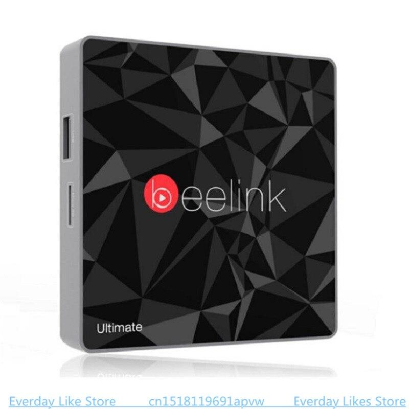 Beelink GT1 Último DDR4 3G eMMC 32G Amlogic TV Box S912 Octa Core 2.4G + 5.8G Du