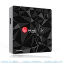 Beelink GT1 Último DDR4 3G eMMC 32G Amlogic TV Box S912 Octa Core 2.4G + 5.8G Dual WiFi Bluetooth 4.0 Android 6.0 Unidades Superior caja