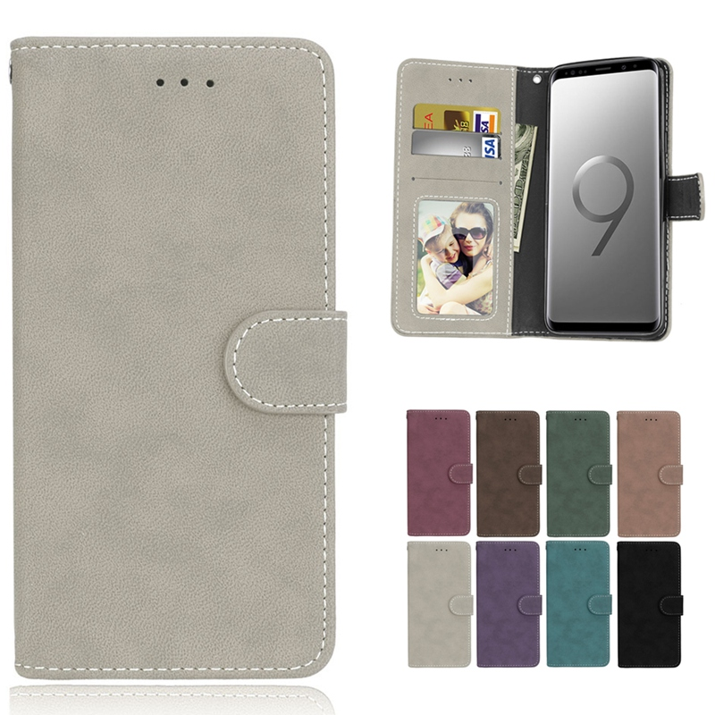Fashion Flip PU Leather Phone Case For Asus ZenFone 3 Max 2 Laser ZE500CL ZE601KL ZB501KL ZX551ML ZX550ML ZC520TL Phone Case