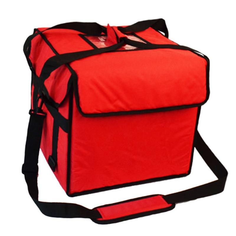 KUNDUI haute capacité nourriture et boisson coffre de voiture réfrigérateur isolation familles étanche chaud sac à lunch sacs isothermes valise
