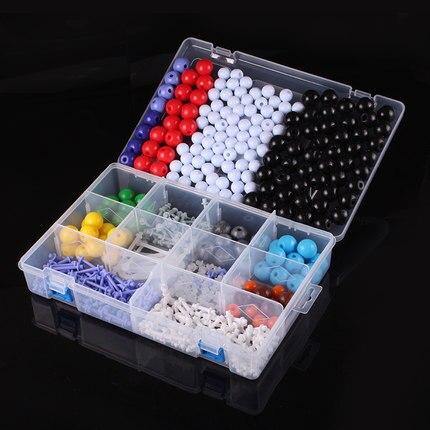 ZX 1003 molekulare struktur modell chemische experiment ausrüstung Organische molekulare modell ball stick proportional montage modell-in Chemie aus Büro- und Schulmaterial bei  Gruppe 1