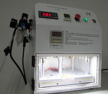 ОСА вакуумный ламинатор VL-688 ЖК Ламинирование Машина для 12 «телефон экраны ламинатор ремонт 12» ЖК-экран телефона
