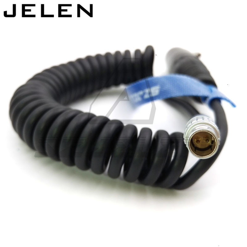 LEMO connector 0B 2pin to canon XLR 4-pin mother for ARRI Alexa Camera 2Pin power to XLR 4-pin monitor lemo 1p series 2pin connector pab plb 60 degrees dual positioning pins medical connector 2 pin oximetry sensor connector