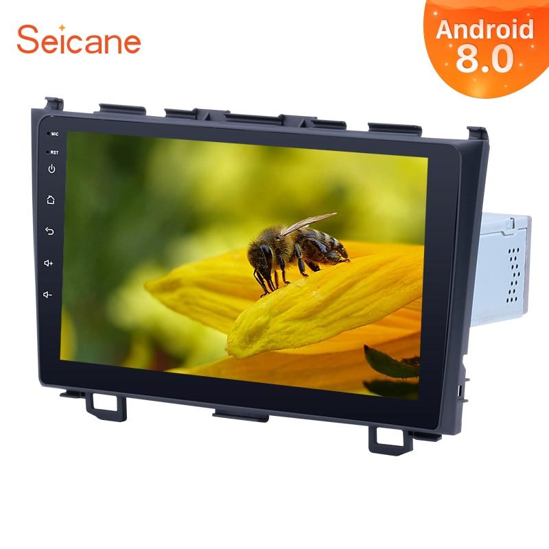 Seicane Android 8 0 9 1 Din Tochscreen Car Radio font b GPS b font Multimedia