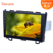 Seicane Android 8.0 9″ 1 Din Tochscreen Car Radio GPS Multimedia Player Head Unit For Honda CRV 2006 2007 2008 2009 2010 2011