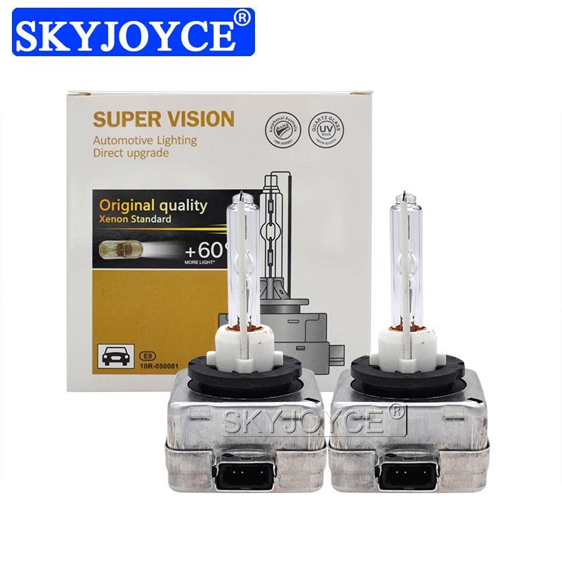 SKYJOYCE 12V 35W D1S HID Xenon Bulb D1S Ceramic 3000K 4300K 5000K D1S 6000K 8000K 10000K HID Xenon D1S Auto Car Headlight Bulb (4)