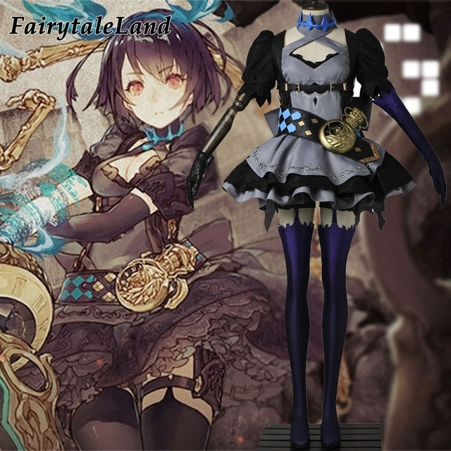 SINoALICE Alice Cosplay Costume Chaude Jeu Cosplay Halloween ...