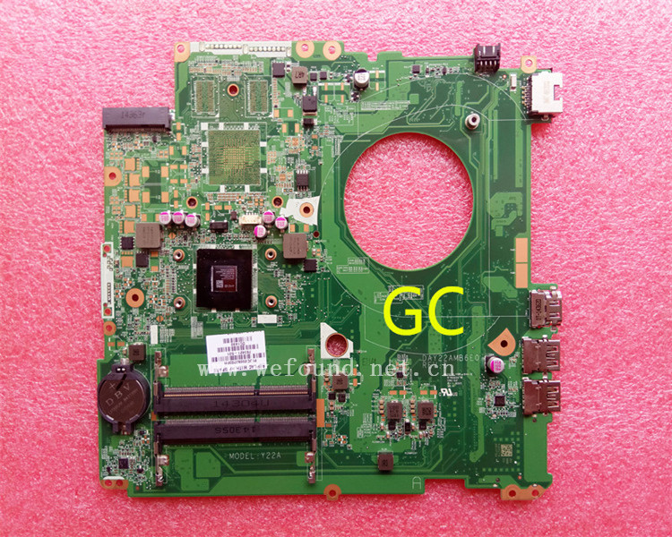 laptop Motherboard For 17Z-F 17-F DAY22AMB6E0 763421-001 761421-501 system mainboard Fully Tested цена