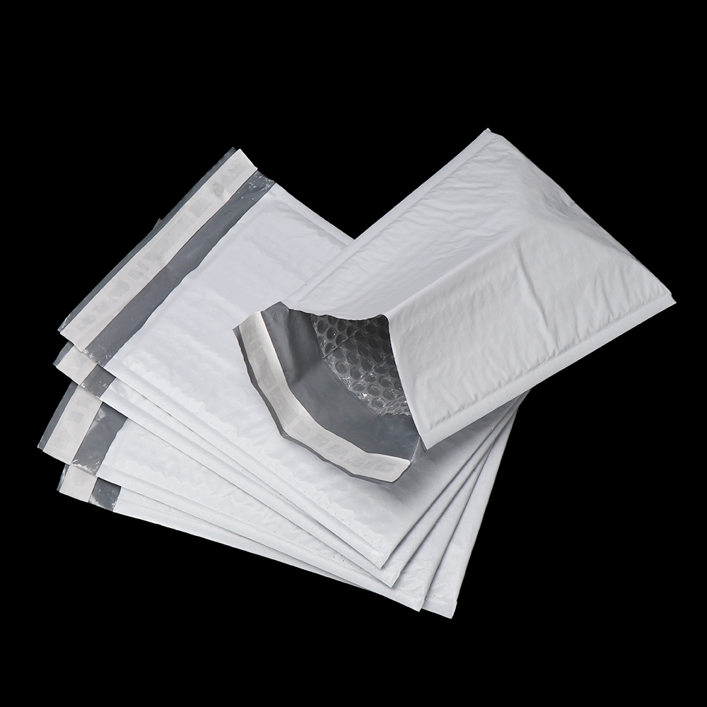 10 Pieces Of Waterproof Foam Envelope Foil Office Protector Packaging Bag Coextruded Film Vibration Bag 12 Sizes