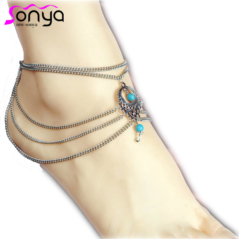 1PC Hot Summer Ankle Bracelet...