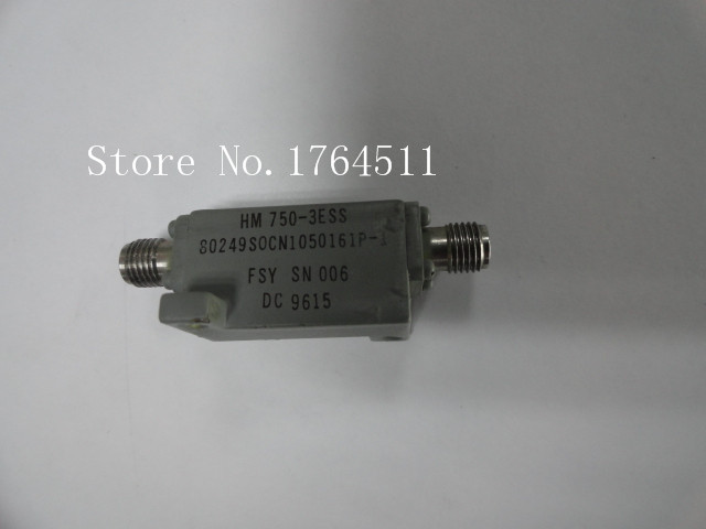 [BELLA] FSY HM750-3ESS 0.75-3GHZ RF Microwave High Pass Filter SMA