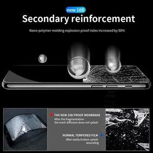 Image 3 - 10Dフルカバレッジ保護iphone 6 6s 7 8プラスx xr xs最大ガラスiphone 7 8 6 6s × xr xsスクリーンプロテクター