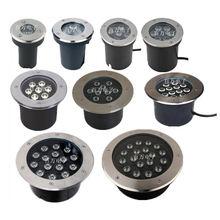 Светодиодный ные садовые подземные светильники уличные светодиодные