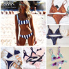 Summer Style Bikini Women Swimsuit Pineapple Printing Beachwear Swimwear NK71