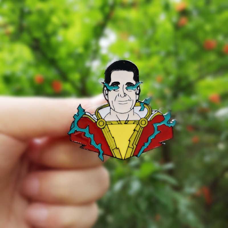 """Dongsheng Белоснежка ядовитая брошь """"яблоко"""" скелет шпильки мода череп металлическая брошь с эмалью булавка Бижутерия Подарки На Хэллоуин-40"""
