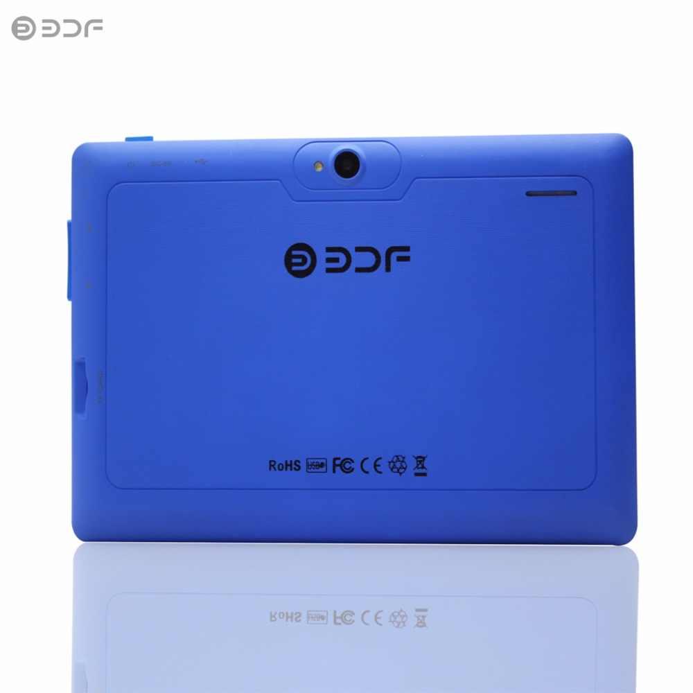 BDF 7 Inç Çocuklar Android Tablet Pc 8 GB ROM Google Dört Çekirdekli 7 8 9 10 Tab BabyPAD eğitim Bluetooth WiFi Tablet Pc Çocuklar için