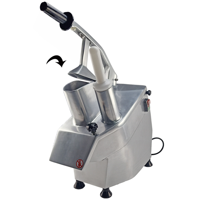 Multifunction Commercial Electric Eegetable Slicer For Restaurant Kitchen Stainless Steel Vegetable Cutter Machine