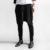 2016 Harajuku Calças de Rock Hip Hop Gota Calças Virilha Homens Harem Sweatpants Jogger Com Zíperes Calças Dos Homens Moda Casual