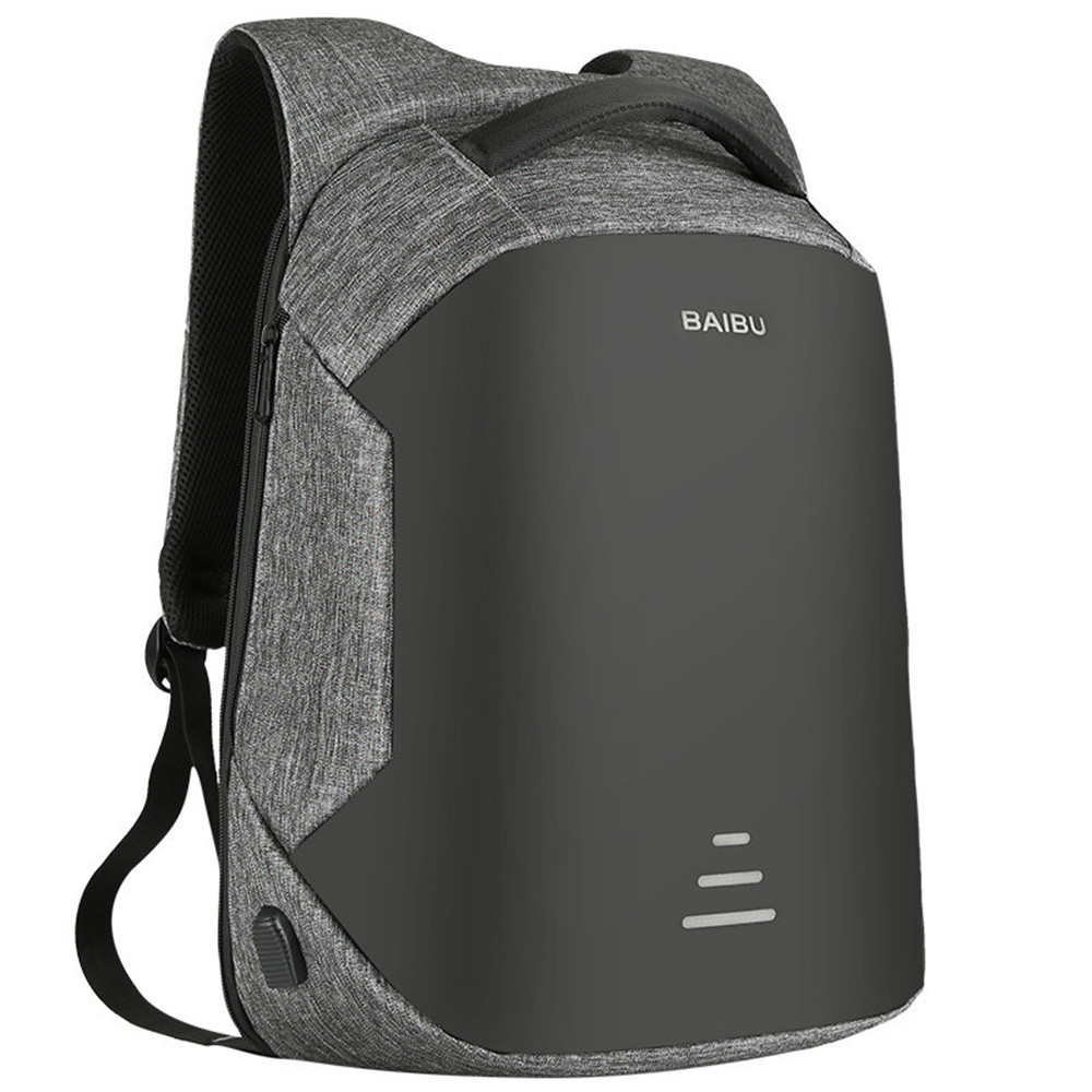 New Arrival 16inch External Charging Usb Laptop Backpack Anti-theft Large Capacity Waterproof Backpack For Men Mochila