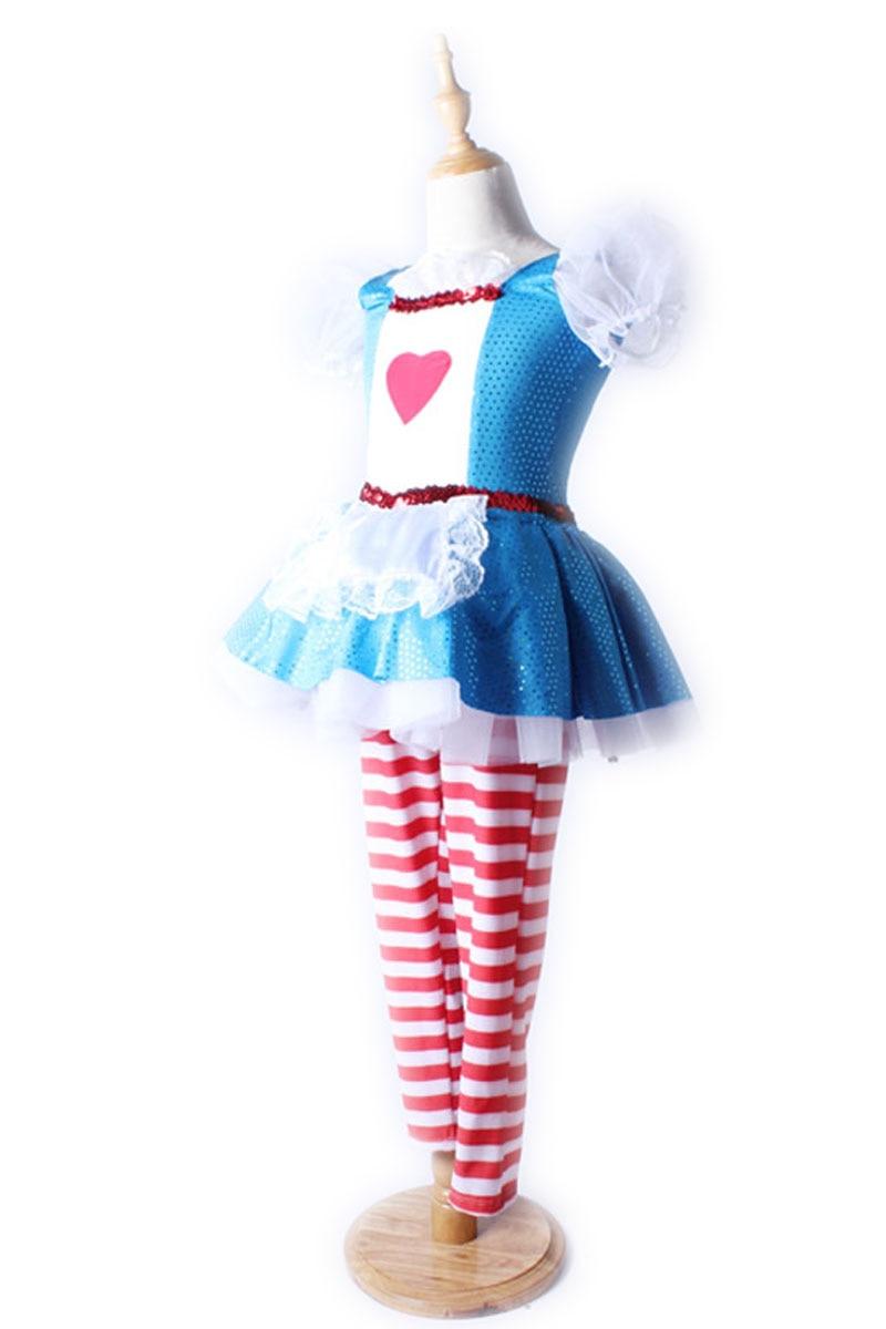 Rudens / žiemos vaikai Moteris Naujosios asmenybės charakterio - Karnavaliniai kostiumai - Nuotrauka 2